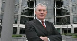 Cormac McCarthy as CEO Ulster Bank  in 2009. Photograph: Matt Kavanagh