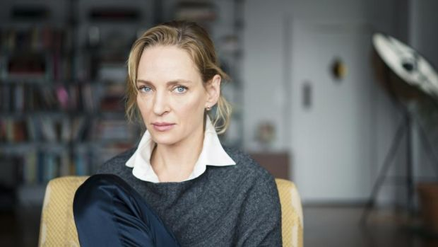 #MeToo: Uma Thurman was among the famous women accusing Harvey Weinstein, the powerful Hollywood producer, of serial sexual misconduct over a period of decades. Photograph: Damon Winter/New York Times