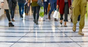 Davy expects consumer spending to bounce back this year, rising by 3.2 per cent. Photograph: iStock