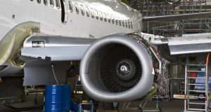 Had industrial action at Lufthansa Technik's Shannon facility taken place in February, the company said it would have been breaching a 28-year-old agreement. Photograph: iStock