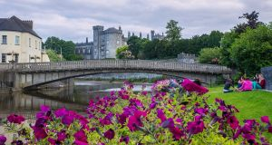 A Kilkenny County Council report says there is an educational, social and economic case for locating a higher education campus to cater for 1,000 students in the city. Photograph: Pat Moore.