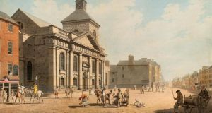 St Catherine's, Thomas Street, Dublin: James Malton's views form an invaluable historical record