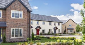 New homebuyers recently queued for days to secure a home at Beechwood Heath in Clonsilla, Dublin 15, with prices starting at €300,000.