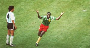 World Cup moments: Cameroon's Indomitable Lions stun Argentina in 1990