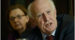 Prof Richard Conroy, chairman of Conroy Gold and Natural Resources. Photograph: Brenda Fitzsimons/The Irish Times