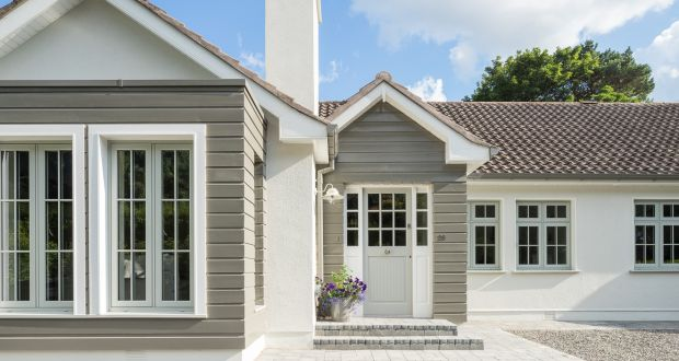 Before After Foxrock Four Bed Gets Hamptons Style Makeover