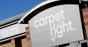 Carpetright has earmarked 81 stores for closure as part of the restructure, with rent on another 113 set to be slashed.