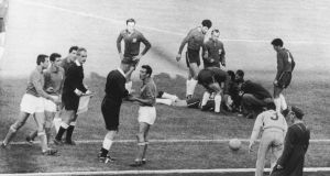 World Cup moments: The Battle of Santiago, 1962