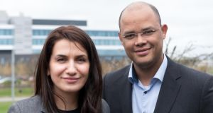 Kianda founders Osvaldo and Derya Sousa have spent the last two years developing a cloud-based platform that enables users to easily build forms and workflows to streamline business operations.