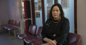 "Dr. Illona Duffy: ""We had a couple of calls from women who have had their smear tests and are just wondering can they be sure their smear is okay. We're waiting to get some guidance from the HSE, and we'll get back to them."" Photograph: Brenda Fitzsimons"