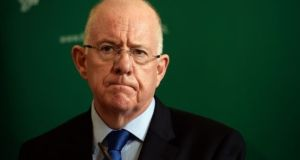 The amendment was proposed by Minister for Justice Charlie Flanagan. Photograph: Eric Luke