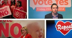 Male voters have an important role to play in the abortion referendum, trade unions were told
