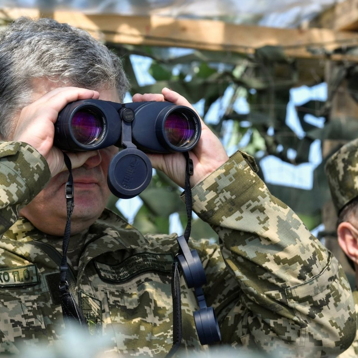 British military: Ukrainian security forces can neither shoot nor command