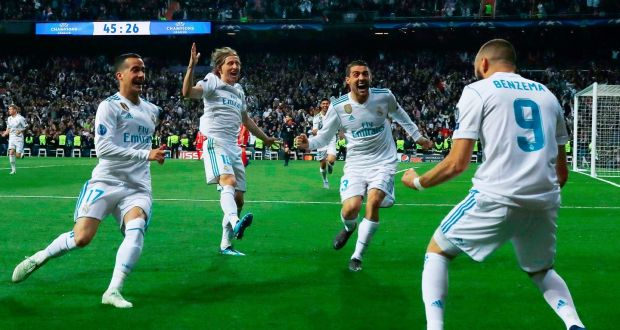 Battling Bayern come up short as Real Madrid reach another final 2210d04d126c2