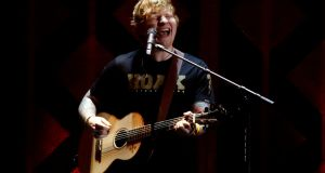 Business leaders in Cork hope that a series of Ed Sheeran concerts at the redeveloped Páirc Uí Chaoimh this weekend will provide a multi-million euro boost to the local economy. Photograph: Mario Anzuoni/Reuters.