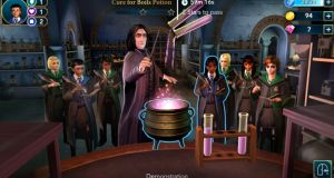Hogwarts Mystery: experience life as a Hogwarts student.