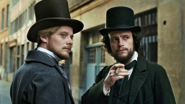 The Young Karl Marx: Birth of a working-class superhero