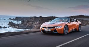 BMW's i8 Roadster is a car that can  thrill, visually excite, and even give you a dose of the aural tingles, yet all shot through with a genuine environmental conscience