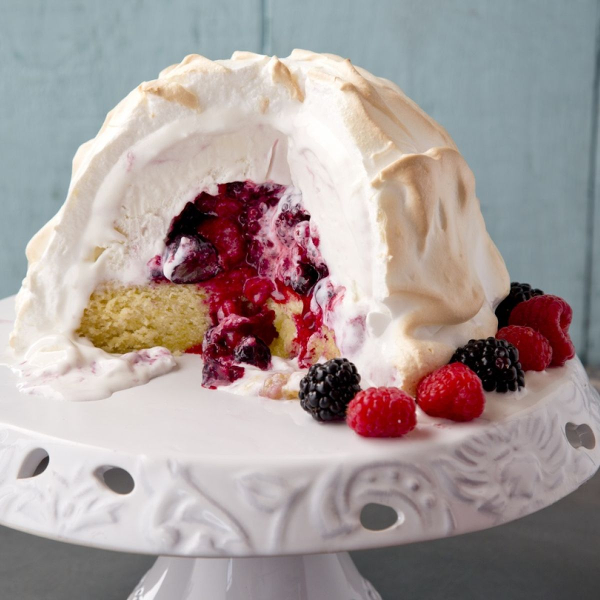 Baked Alaska A Retro Dessert Where Less Is More