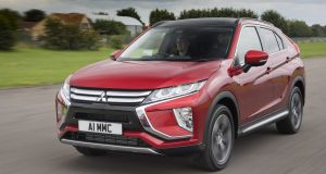 The Mitsubishi Eclipse Cross is good looking but underdeveloped underneath and less than satisfying to drive