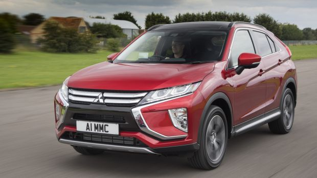 Charming The Mitsubishi Eclipse Cross Is Good Looking But Underdeveloped Underneath  And Less Than Satisfying To Drive