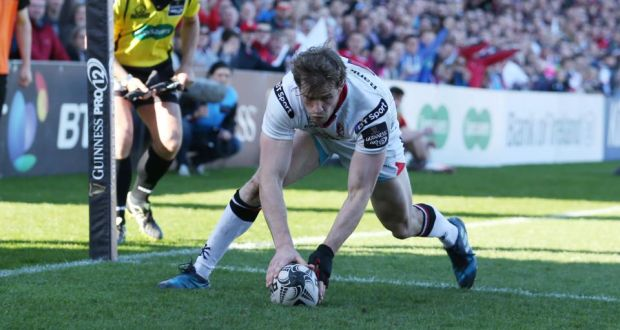 Andrew Trimble to retire from rugby at the end of the season