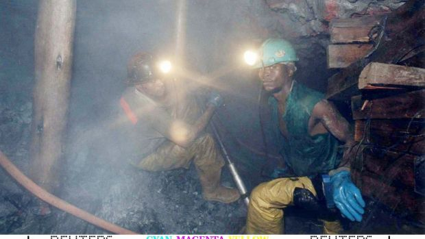 South African miners get $400m compensation deal