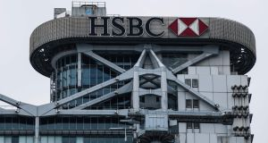 HSBC's revenues remained strong at the start of the year, with adjusted revenues coming in at $13.9 billion.