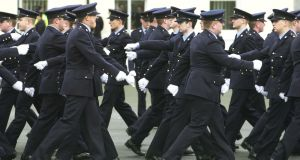 Rank-and-file gardai have called for the appointment of more sergeants to manage and oversee teams of rank and file gardaí. Photograph: The Irish Times