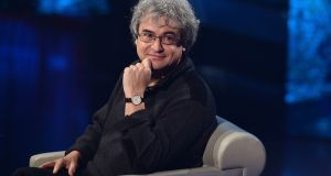 Carlo Rovelli points out that our entire conception of reality is blurred, necessarily – we can only discern the big events, not the infinitesimally small. Photograph: Stefania D'Alessandro/Getty Images