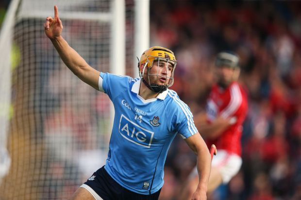 Dublin will hope to have a fully fit Eamonn Dillon available to them. Photograph: Cathal Noonan/Inpho