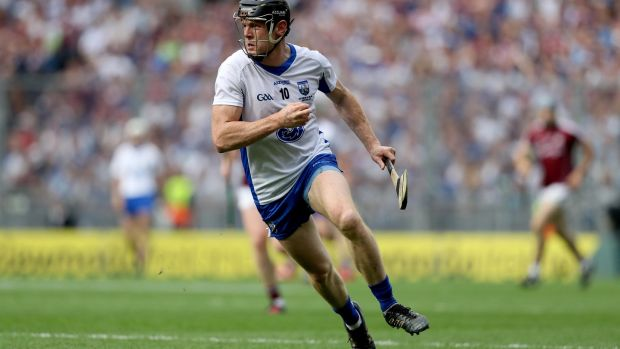Waterford will hope they can go one step further in 2018. Photograph: Inpho