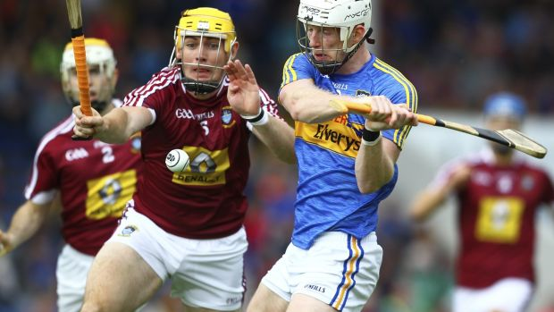 Tipperary must decide where best to play Michael Breen. Photograph: Inpho