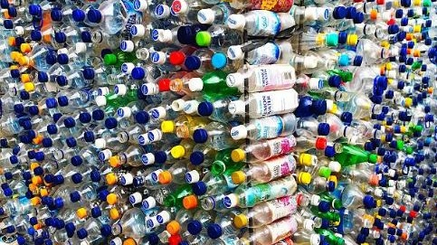 The European Commission wants EU countries to collect 90 per cent of all disposable plastic bottles placed on the market each year by 2025. File photograph: Getty Images