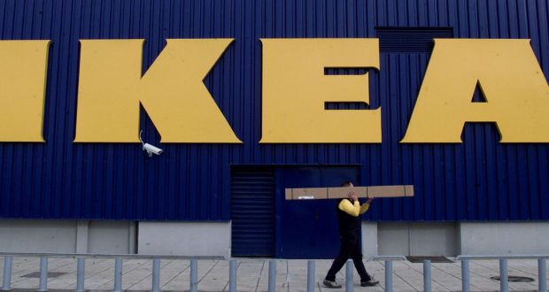 Ikea Already Has A Base In Carrickmines Where Customers Can Order Furniture  Online And Later Collect