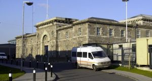 Mountjoy Prison: All transfers  to Ireland of Irish people in prison abroad have been on hold since 2016. Photograph: Eric Luke
