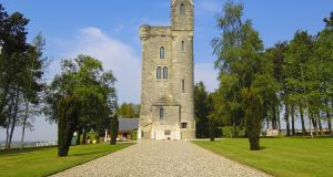 Ulster Tower, in  the Somme valley, France. File photograph: myLoupe/Universal Images Group via Getty Images
