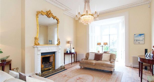 Living De grand regency dame makes on monkstown s de vesci for 3 25m