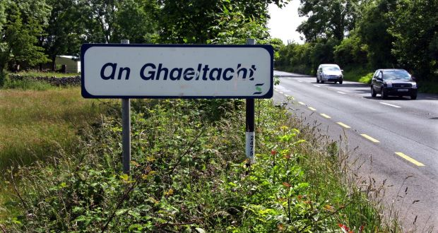 a history of ireland in phrases as gaeilge