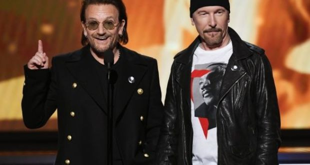 Bono Joins Jeff Bezos And Bill Gates As Backer Of Tech Start Up Convoy