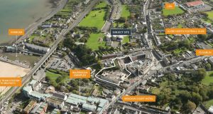 Savills is expecting strong interest in the  redevelopment site