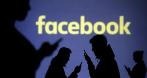Facebook says its systems will be able to track foreign spending on ads, even when this is routed through Irish agencies. Photograph: Dado Ruvic/Illustration/File Photo