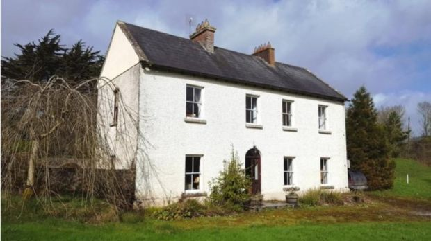Tomany House, Tomanybeg, Abbey, Loughrea, Co Galway: built in the mid-1800s, it has many original features.