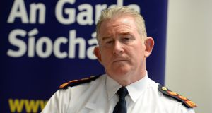 "Assistant Commissioner Pat Leahy: ""We have almost a fleet of patrol cars now deployed just to send the message that 'the guards are around'."" File photograph: Cyril Byrne/The Irish Times."