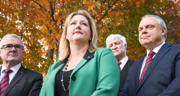 Five more Australian MPs leave parliament after court's