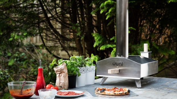 The Uuni 3 costs €250 from A Room Outside, ex delivery.