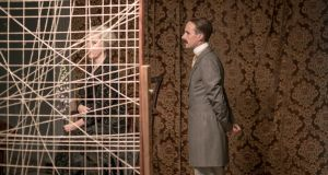 An instinctual understanding of art: Tom Vaughan-Lawlor as Hugh Lane in Citizen Lane