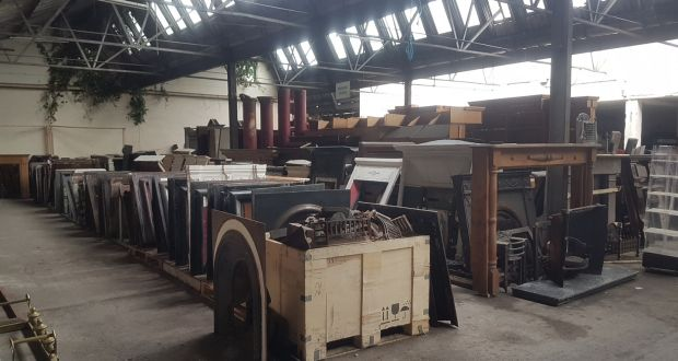 Fancy a pub or pulpit? This D8 monster salvage sale has just