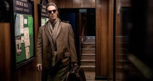 Enter the dark and dazzling world of Patrick Melrose