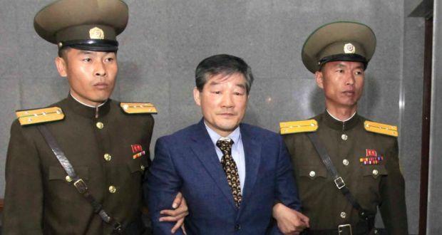 role of citizens in north korea